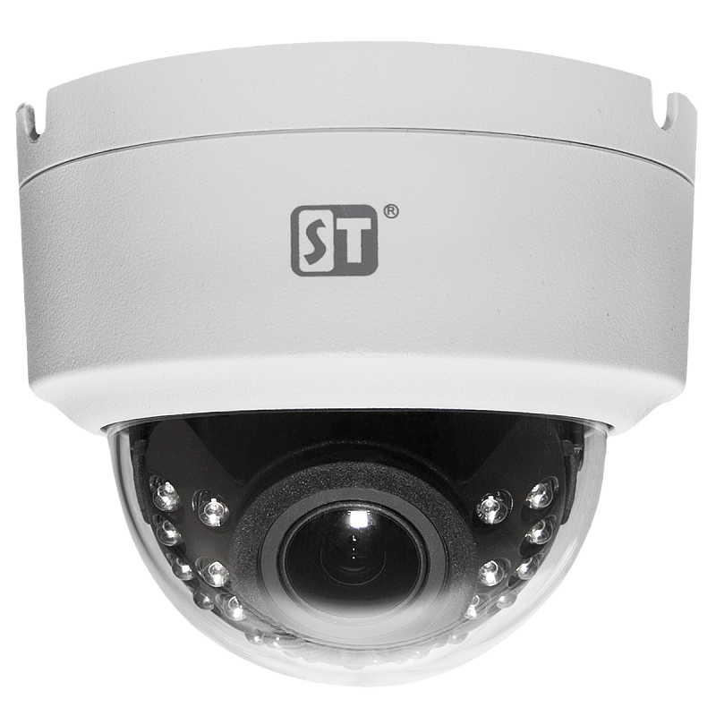 Видеокамера ST-177 М IP HOME POE H.265 (2,8-12mm)